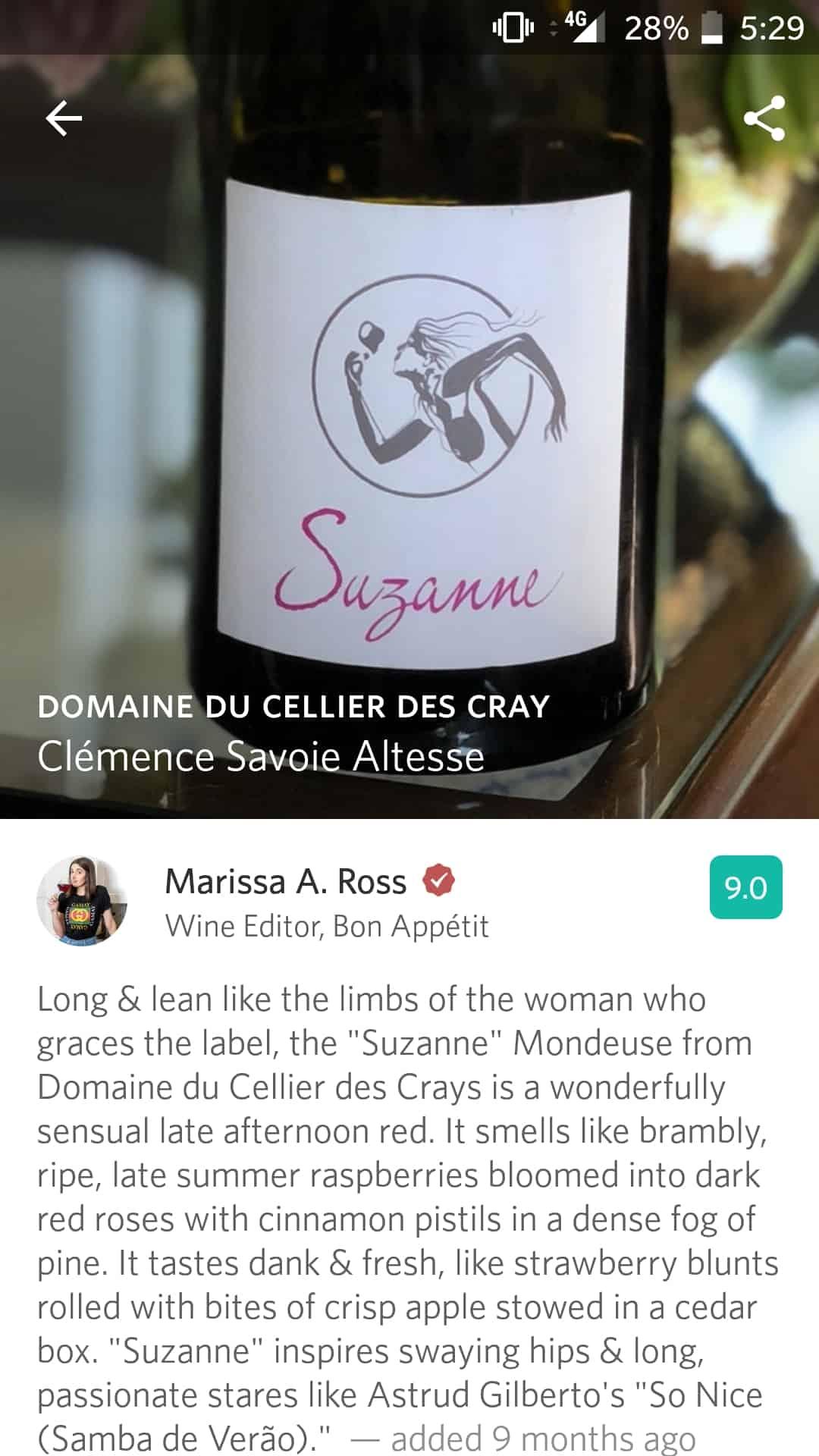 Delectable-wine-app-screenshot